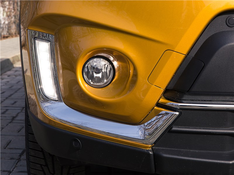 Suzuki Vitara 2019 дополнительное освещение