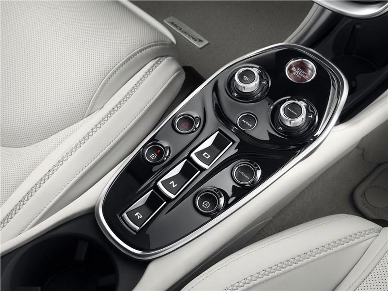 McLaren GT 2020 органы управления