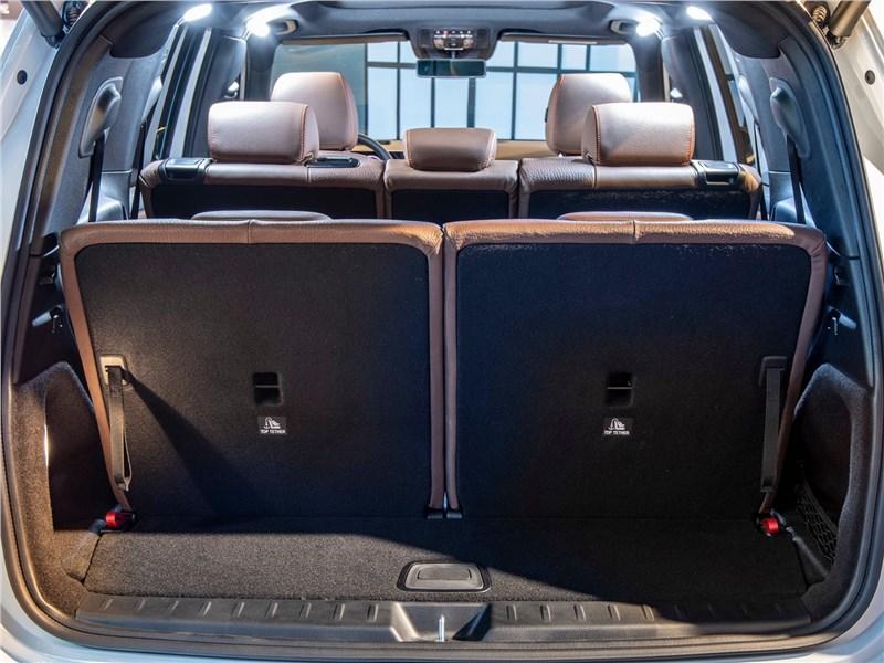 Mercedes-Benz GLB 2020 багажное отделение