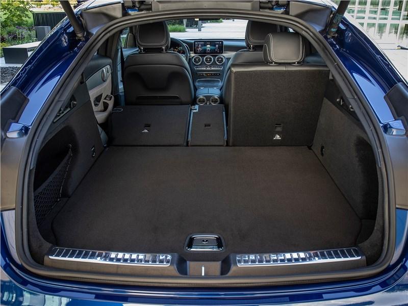 Mercedes-Benz GLC 2020 багажное отделение