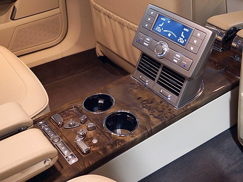 Volkswagen Phaeton 2011 пульт управления для задних пассажиров
