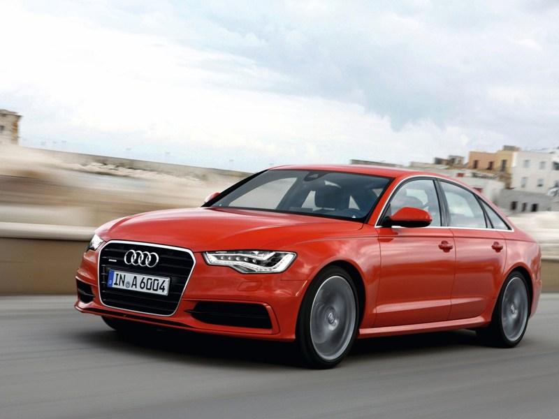Признанные авторитеты (Audi A6, BMW 5 Series, Mercedes-Benz E-Klasse) A6 поколение C7