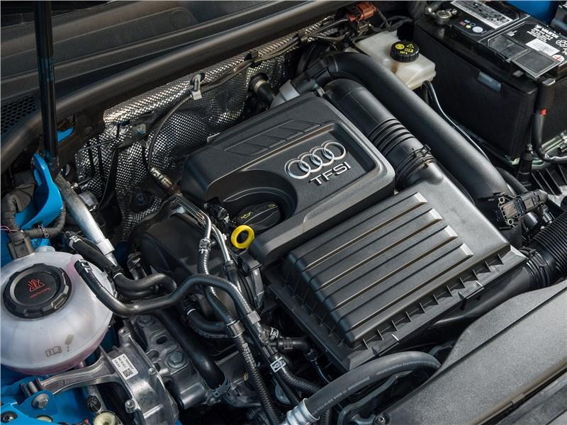 Audi Q3 2019 двигатель