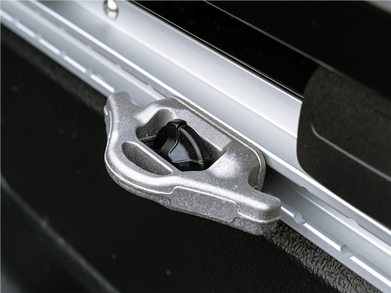 Mercedes-Benz X-Class X 350 d 4Matic AT7 2018 крепление