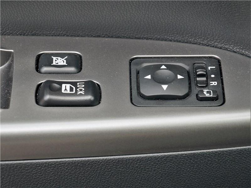 Mitsubishi ASX 2020 дверь