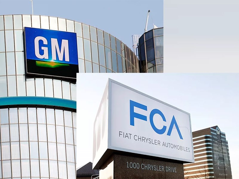 GM снова обвиняет концерн FCA в шпионаже и взятках