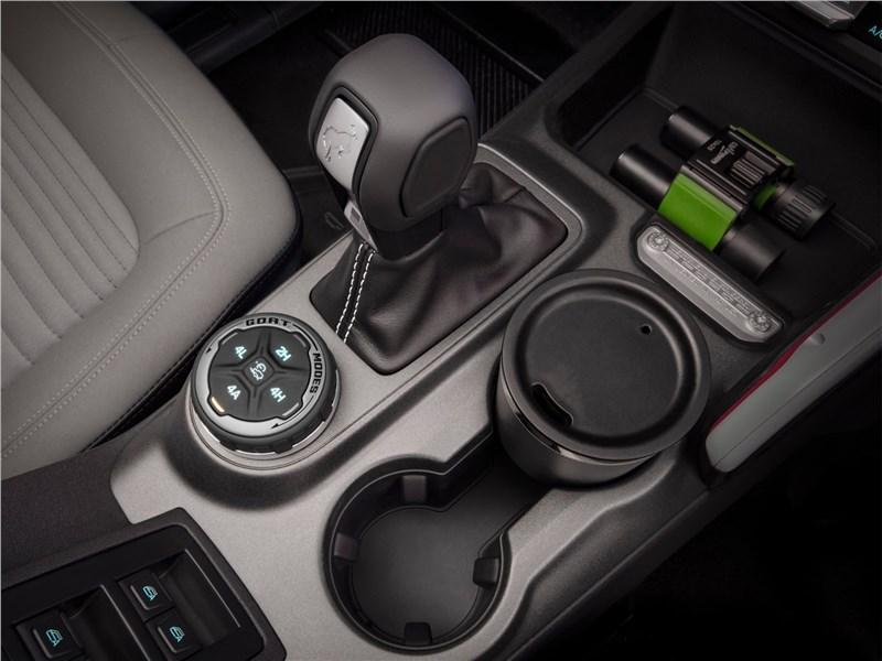 Ford Bronco 4-door (2021) АКПП