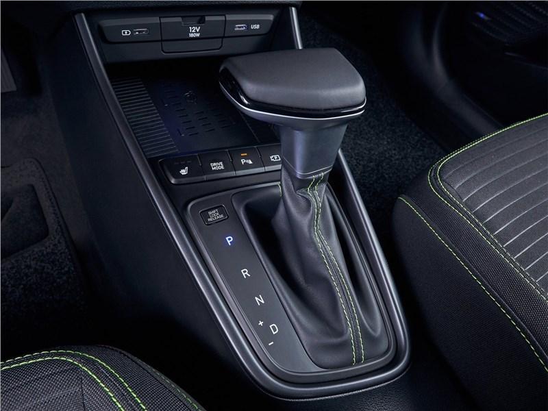 Hyundai i20 (2021) АКПП