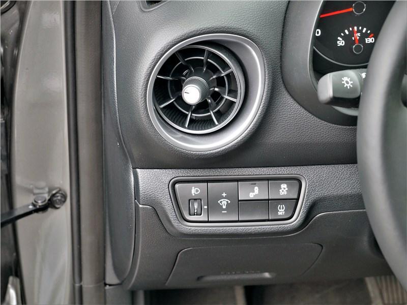 Kia Cerato (2022) кнопки