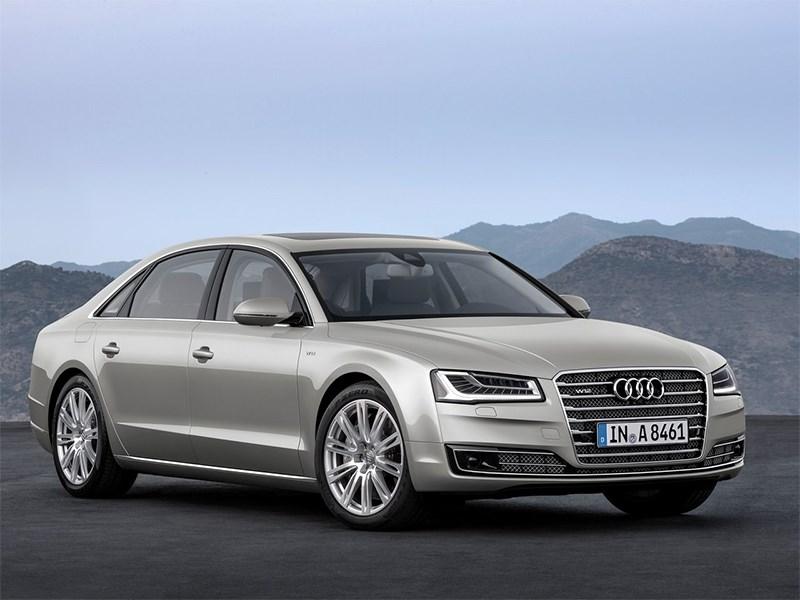 Прием заказов на новый Audi A8 Long уже начался