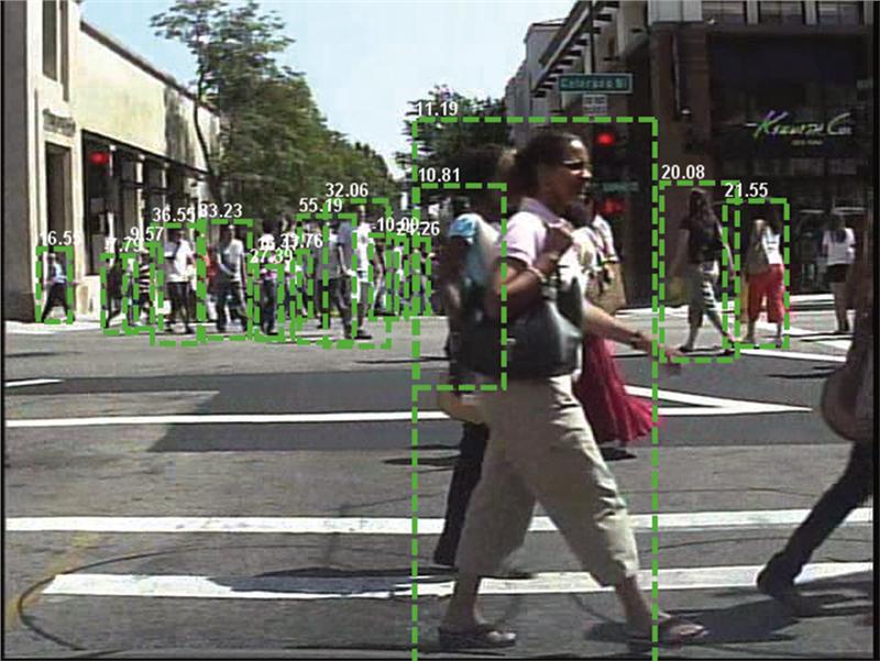 «Беспилотники» Google станут лучше распознавать пешеходов