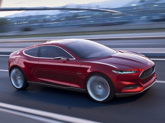 5 декабря Ford презентует шестое поколение Mustang