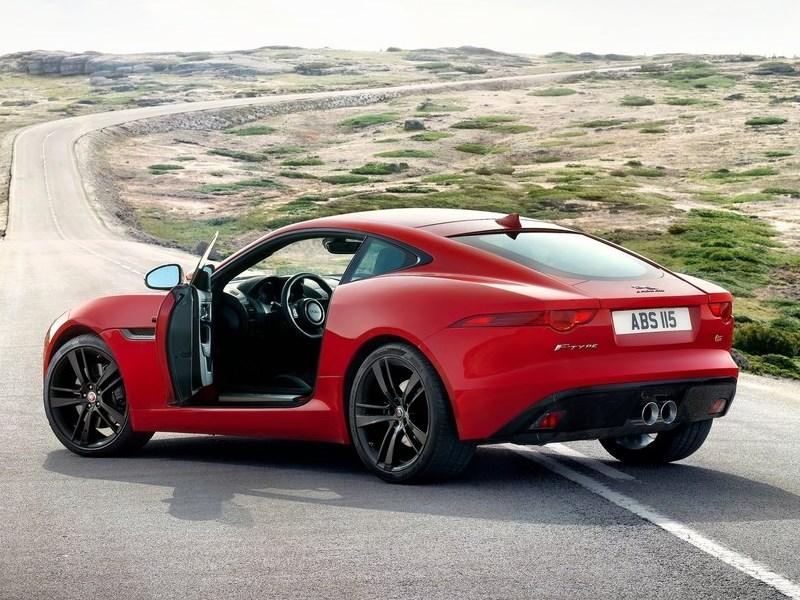 Новый Jaguar F-Type доступен для заказа