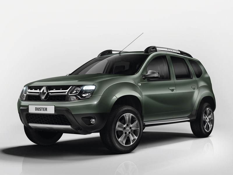 На российский рынок выходит полноприводный Renault Duster с АКПП