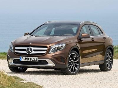 Стали известны российские цены на новинки Mercedes-Benz 2014 года