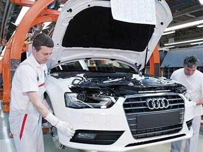 Audi вложит в собственное развитие 22 миллиарда евро