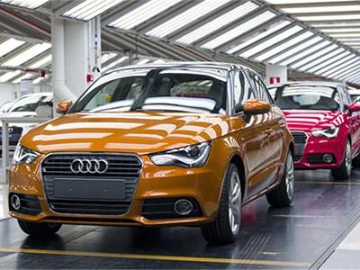 Бренд Audi демонстрирует успехи на российском рынке