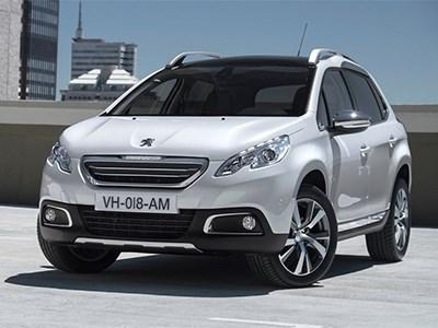 Peugeot готовится представить гибридный Peugeot 2008 c пневматическим двигателем