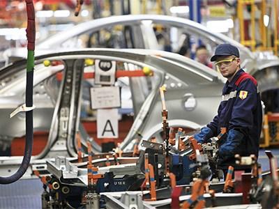 Петербургский завод General Motors приостановит производство автомобилей