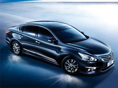 Новое поколение Nissan Teanа выходит на российский рынок