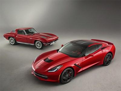 Chevrolet опубликоал прайс-лист на автомобили Corvette нового поколения