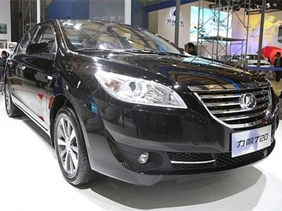 В Москве прошла презентация нового китайского седана Lifan Cebrium