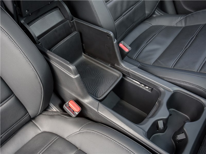 Honda CR-V 2017 бокс