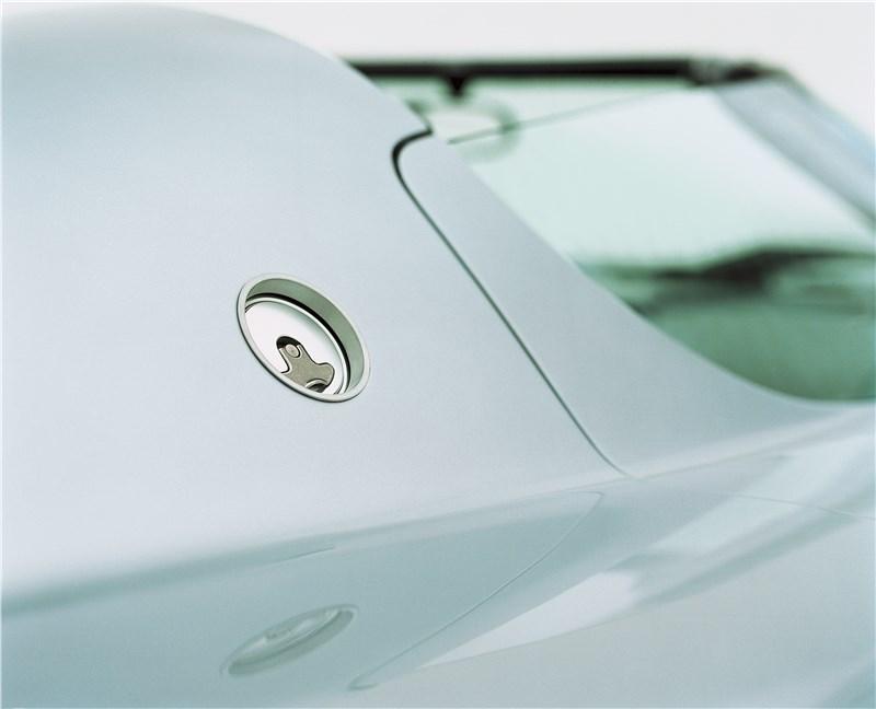 Koenigsegg CC 1998 крышка горловины топливного бака