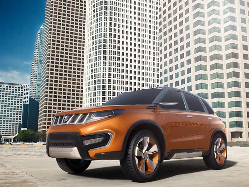 Новый Suzuki iV-4 - Вдогонку