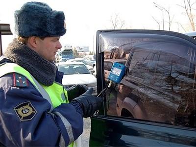 В Москве пройдет массовая акция по поиску автомобилей с затонированными стеклами