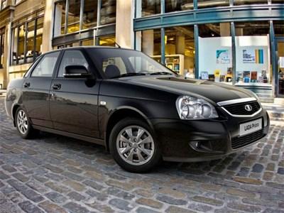 На «АвтоВАЗе» приостановлено производство Lada Priora