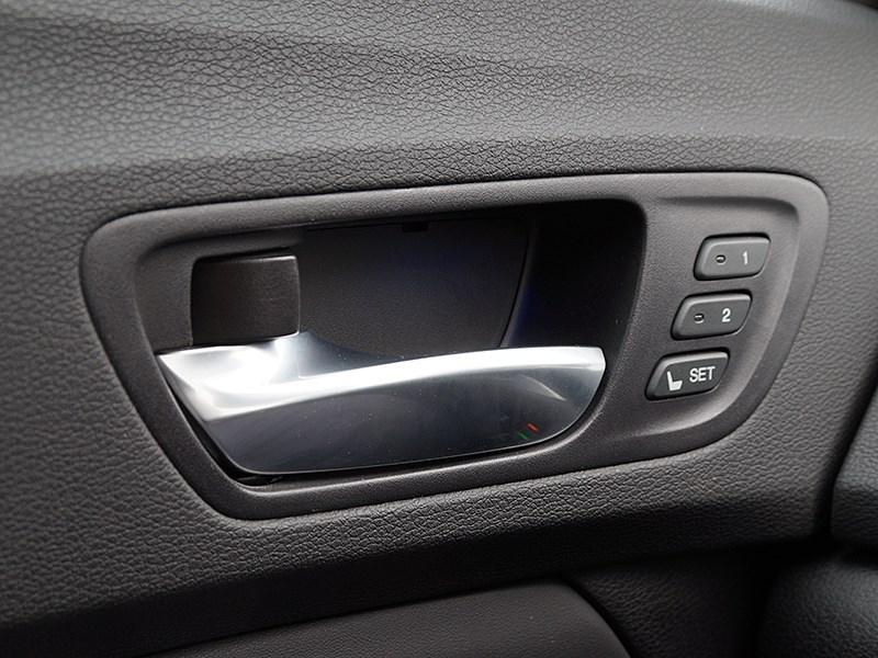 Acura TLX 2015 ручка двери