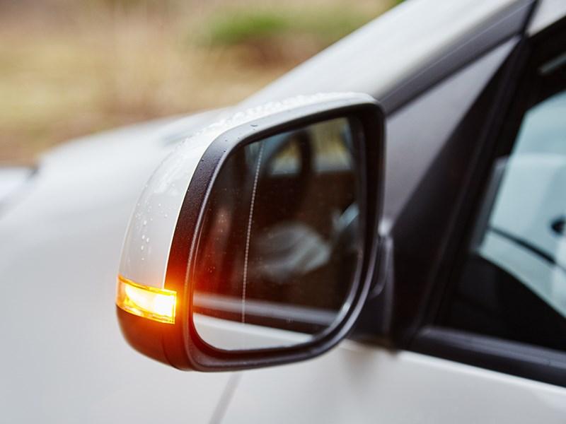 Kia Picanto 2015 боковое зеркало