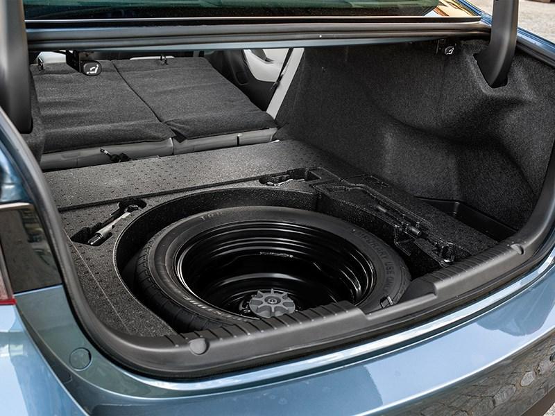 Mazda 6 2016 запасное колесо