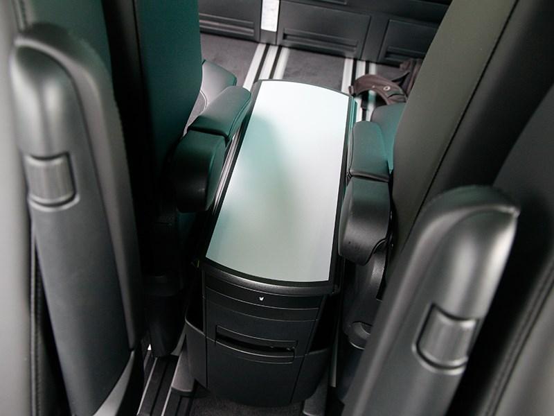 Volkswagen Multivan 2015 компьютер