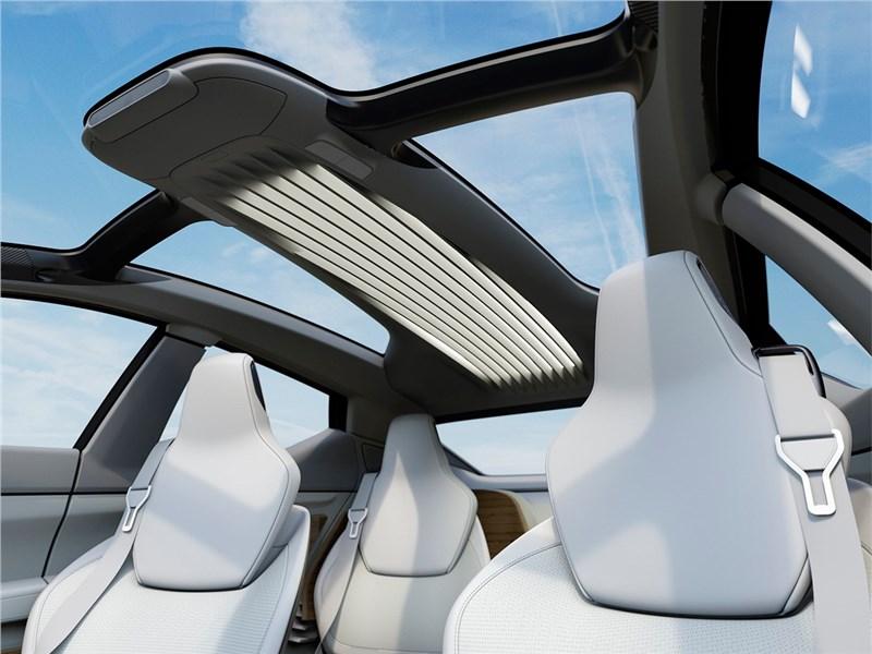 Nissan IDS concept 2015 кресла 2
