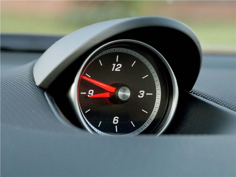 Mercedes-Benz SLC 2017 часы