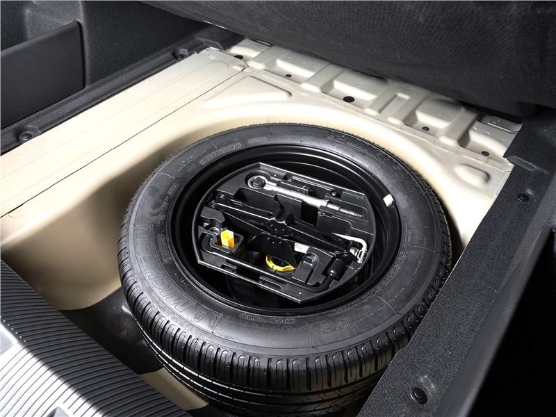 "Citroen C4 2016 ""запаска"""