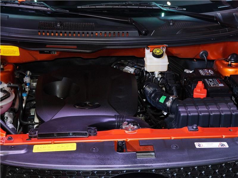Chery Tiggo 2 2017 двигатель