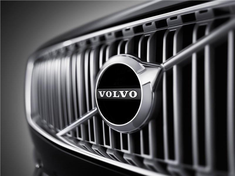 Volvo XC90 2015 логотип