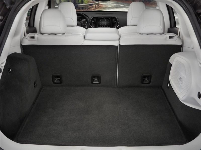 Jeep Cherokee 2019 багажное отделение