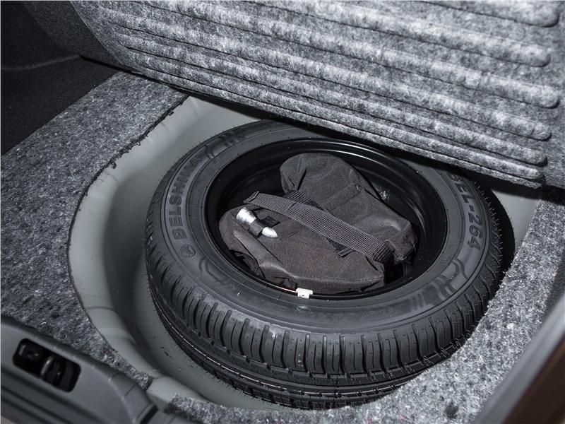 "Datsun on-DO 2017 ""запаска"""