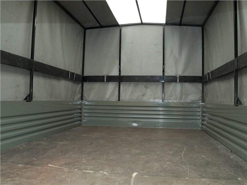 УАЗ «Профи» 4x4 2018 кузов