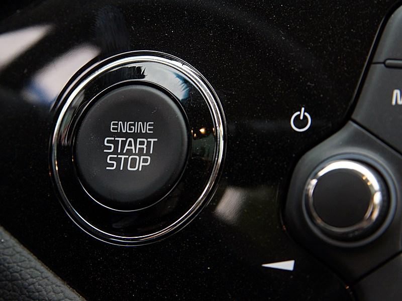 Kia cee'd 2012 хэтчбек кнопка пуска и остановки двигателя