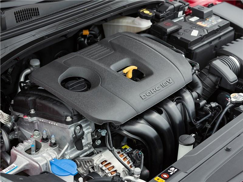 Kia Cerato 2019 двигатель