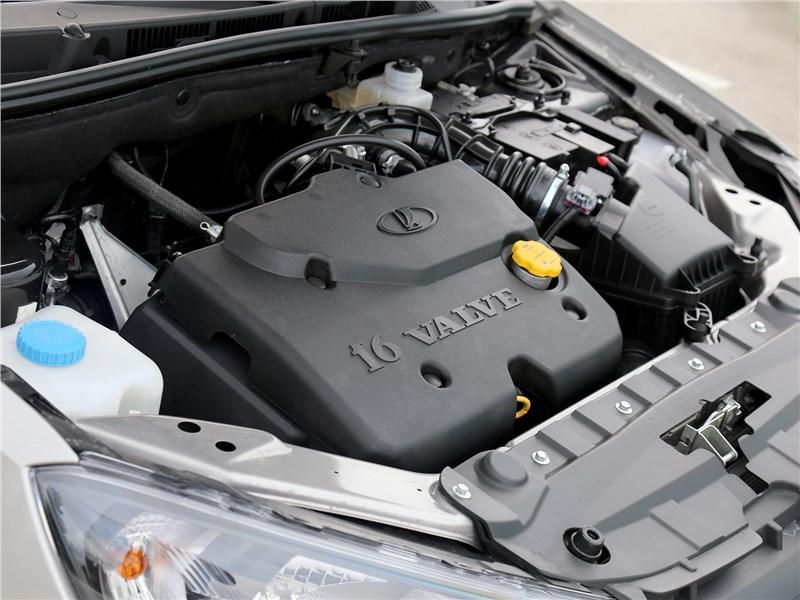 Lada Granta 2019 двигатель