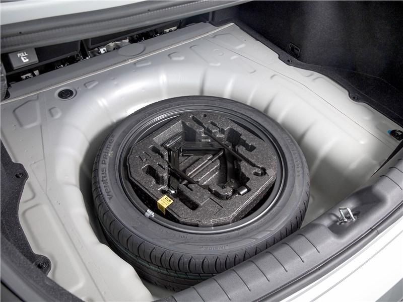 Hyundai Elantra 2019 запаска