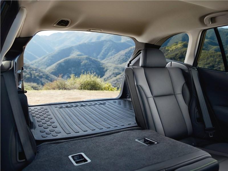 Subaru Outback 2020 багажное отделение