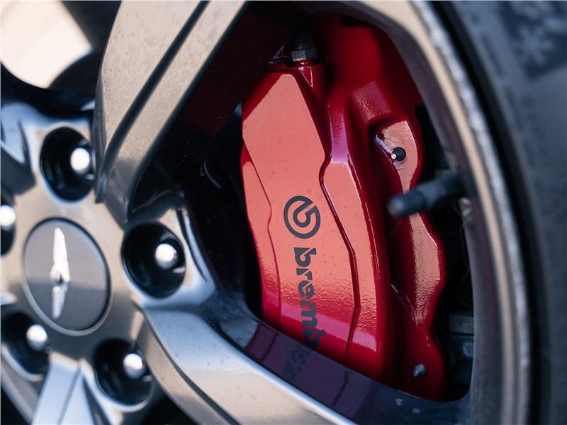 Genesis G70 2019 колесо