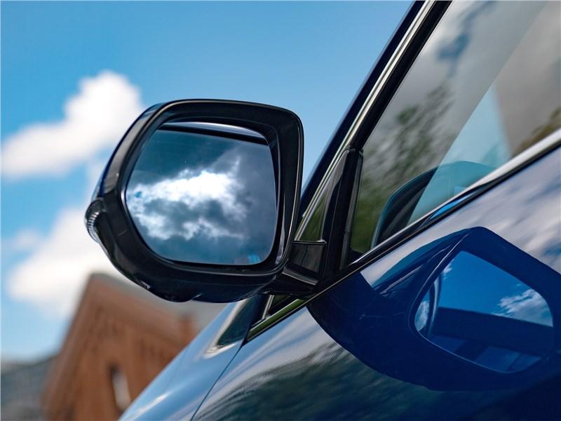 Haval F7 2019 боковое зеркало